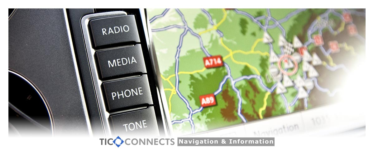 TIC Real-Time Information for Navigation
