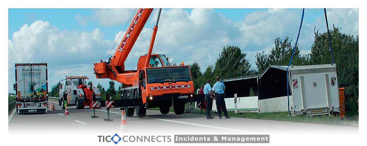 TIC for Road Incident Management