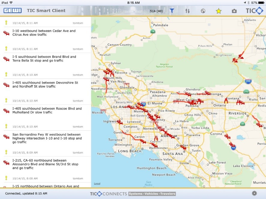 TIC Smart Client for iPad Updated for iOS 9 now in Apple App