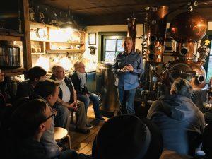 GBW 2018 Distillery Tour