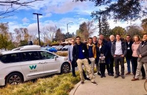 ERTIO Delegation Waymo Meeting
